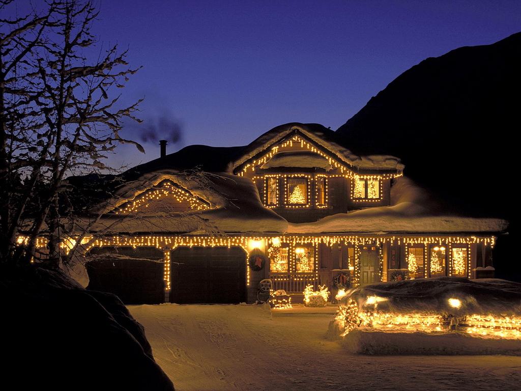 Hintergrundbild - Weihnachten