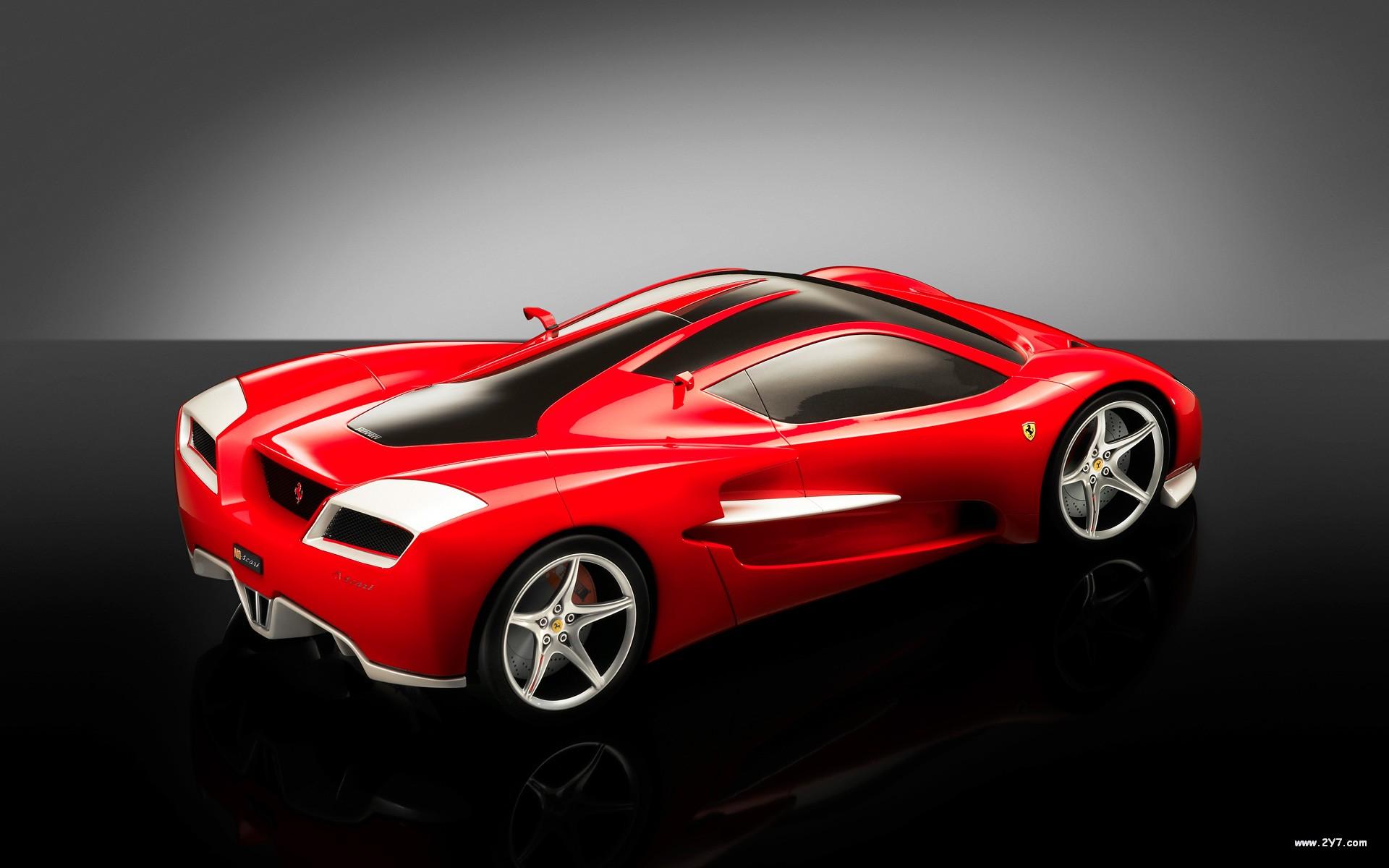 Ferrari concept cars hintergrundbild ferrari concept cars