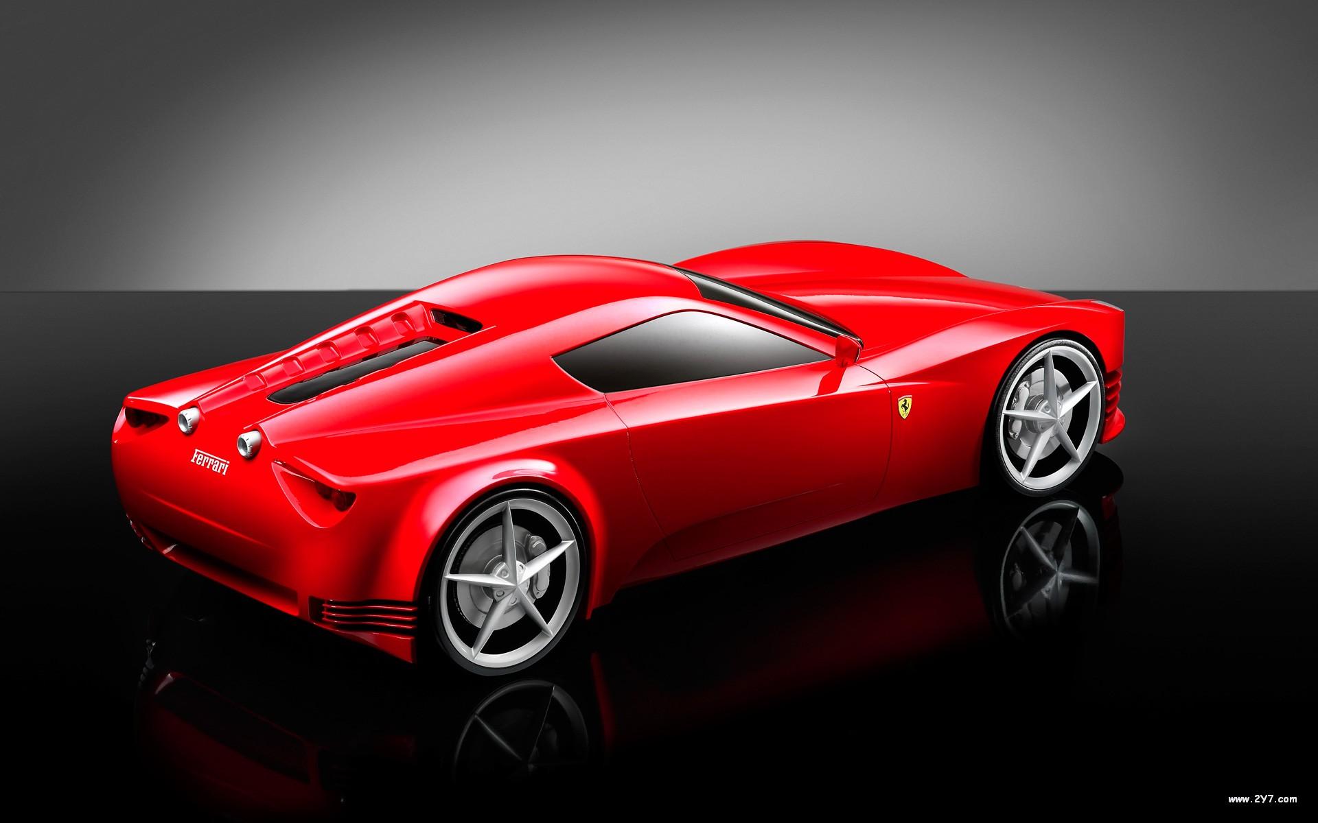 Ferrari Future Car Wallpaper Ferrari Future Concept Car