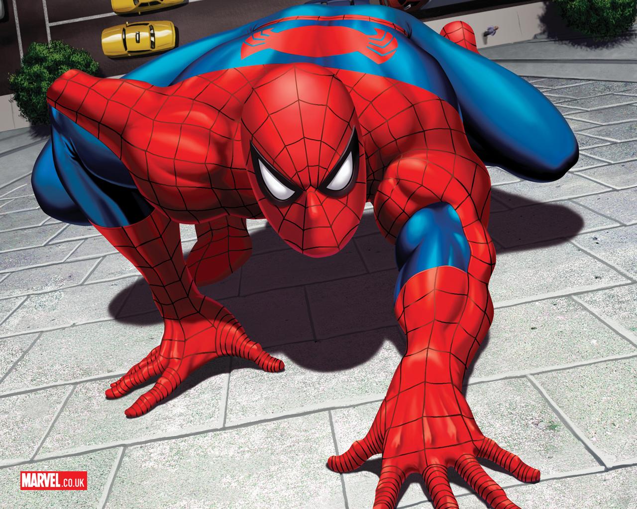 Hintergrundbild comic helden