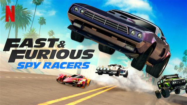 Fast and Furious Spy racers Malvorlagen