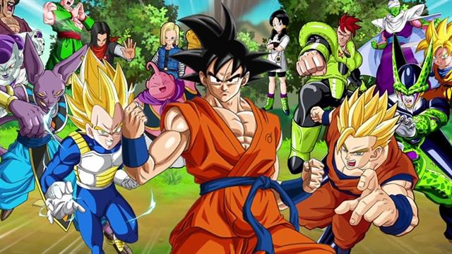 Kids N Fun De 55 Ausmalbilder Von Dragon Ball Z