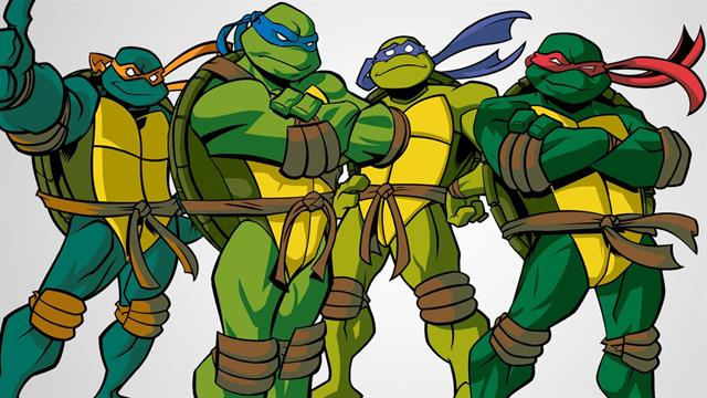 Kids N Funde 80 Ausmalbilder Von Ninja Turtles