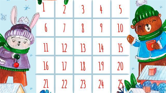 Kids N Funde 25 Ausmalbilder Von Advent
