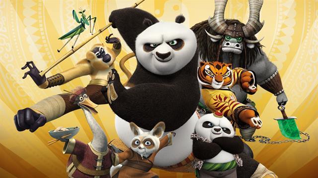 Kids N Fun De 10 Ausmalbilder Von Kung Fu Panda