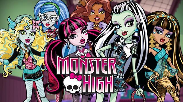 Kids N Funde 32 Ausmalbilder Von Monster High
