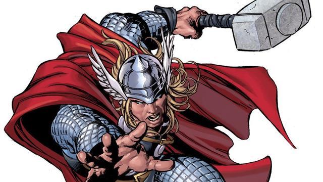 Kids N Fun De 34 Ausmalbilder Von Thor