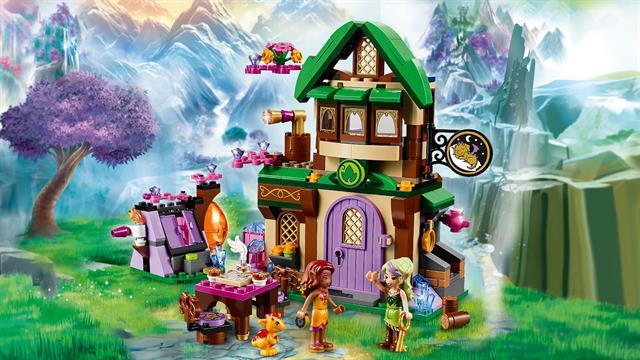Kids N Funde 9 Ausmalbilder Von Lego Elven