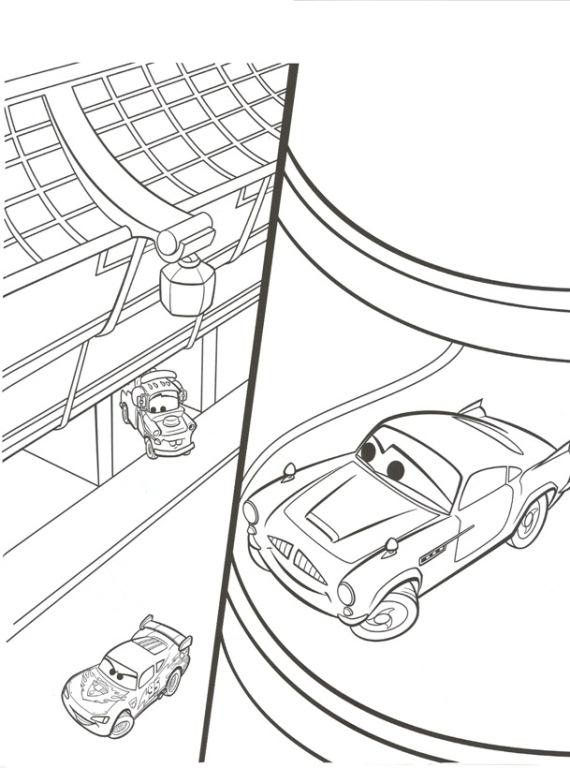 kidsnfunde  cars 2