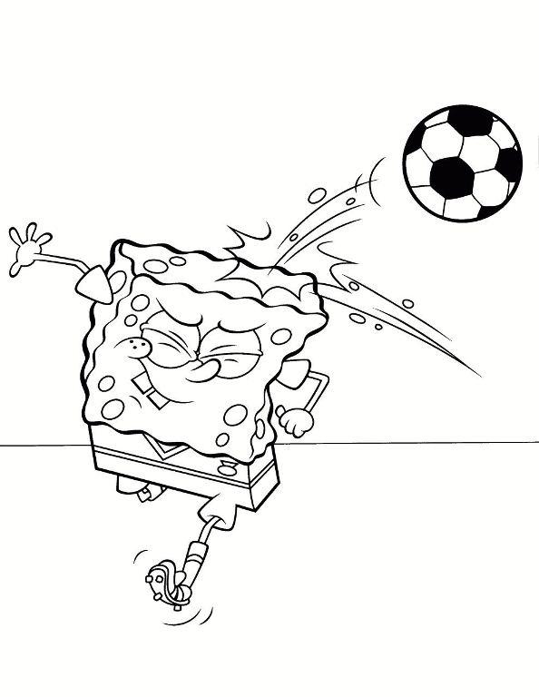 kidsnfunde  39 ausmalbilder von spongebob schwammkopf