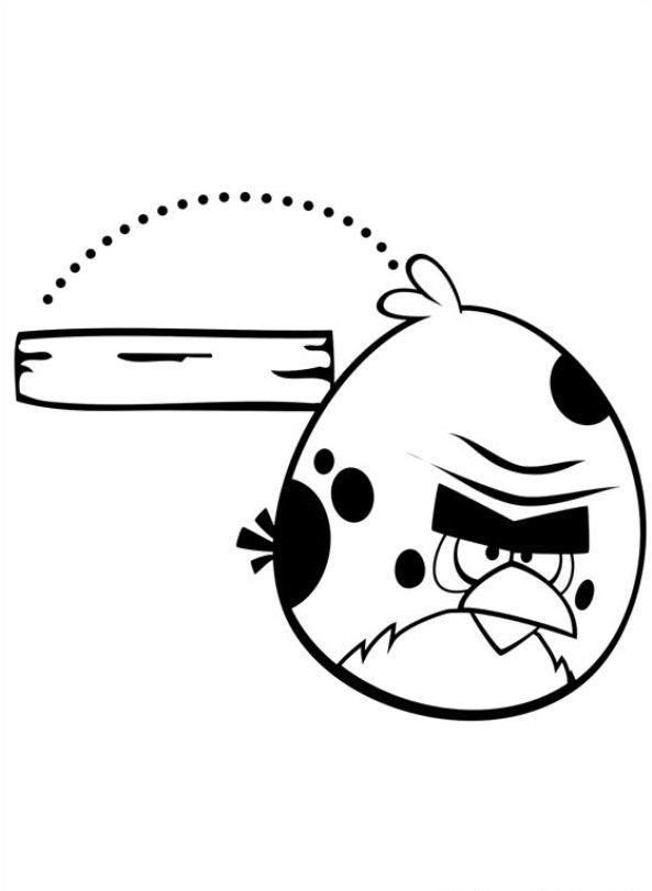 Ausmalbilder Angry Birds 11: 42 Ausmalbilder Von Angry Birds