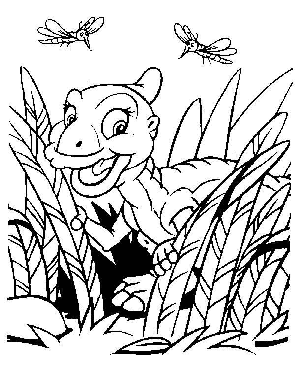 Kids N Funde Malvorlage Baby Dinosaurier Baby Dinosaurier