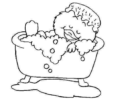 Malvorlagen Badezimmer – capitalvia.co