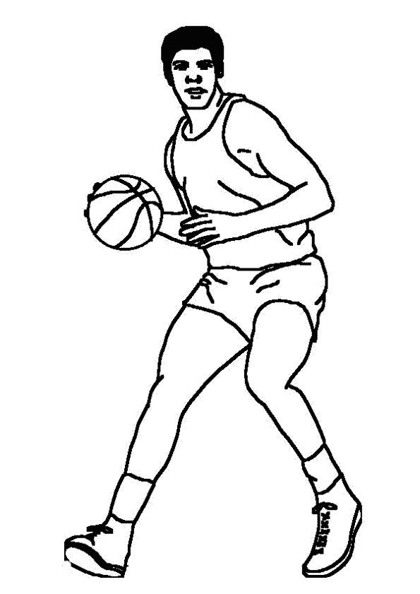 n de 17 ausmalbilder basketball