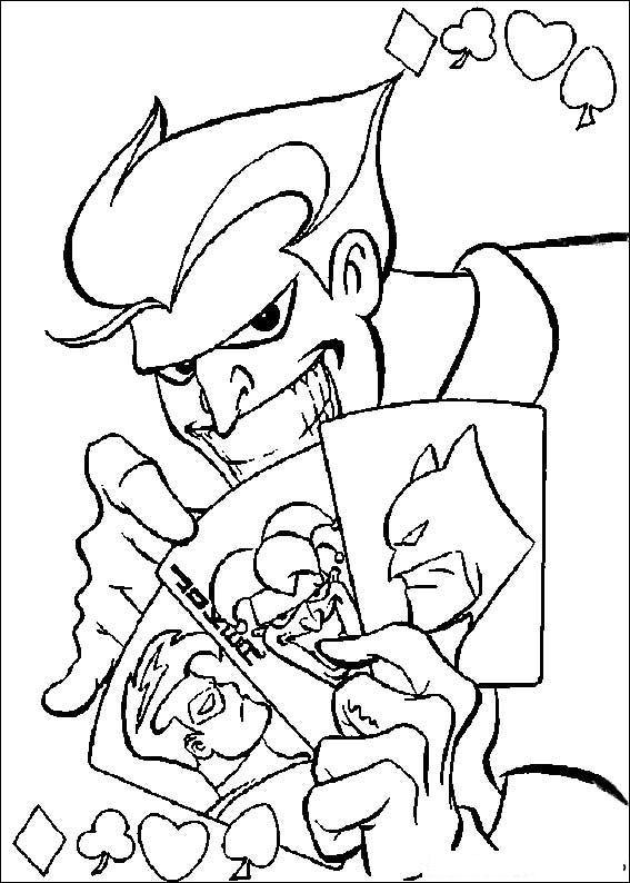 Kids-n-fun.de | 72 Ausmalbilder von Batman