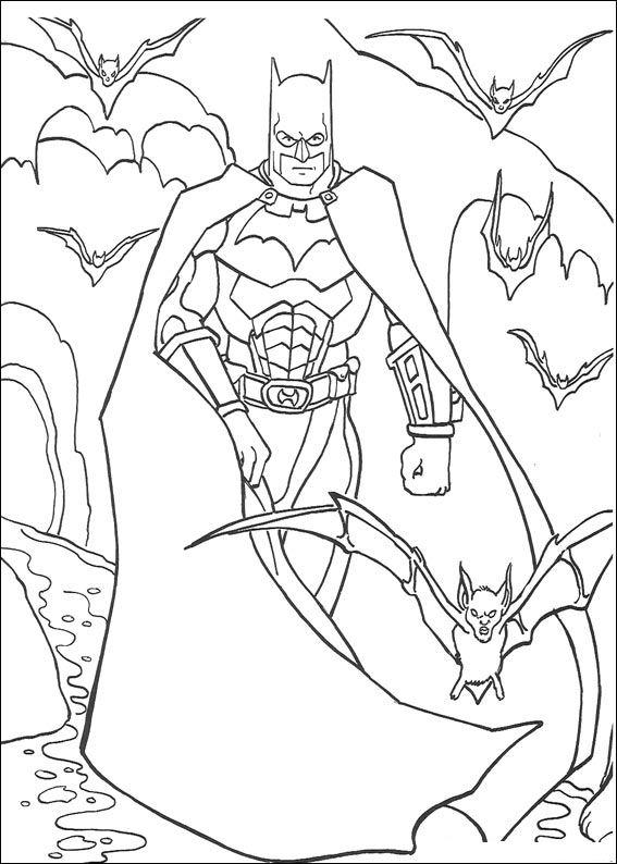 kidsnfunde  malvorlage batman batman