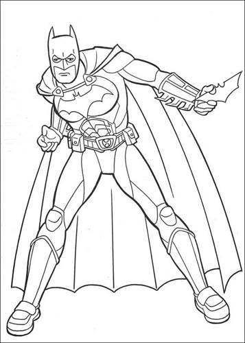 Kids N Funde 72 Ausmalbilder Von Batman