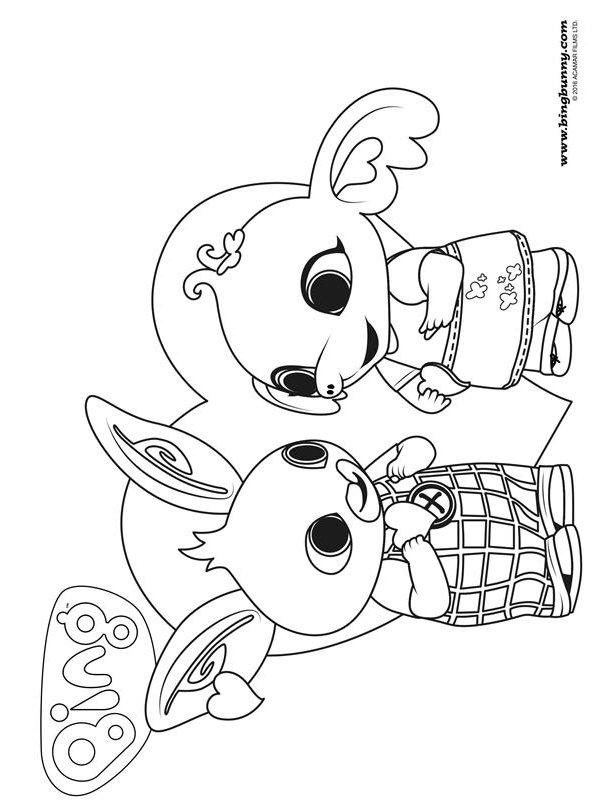 kids-n-fun.de   malvorlage bing bunny bing 10