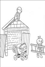 kids-n-fun | 87 ausmalbilder von bob der baumeister
