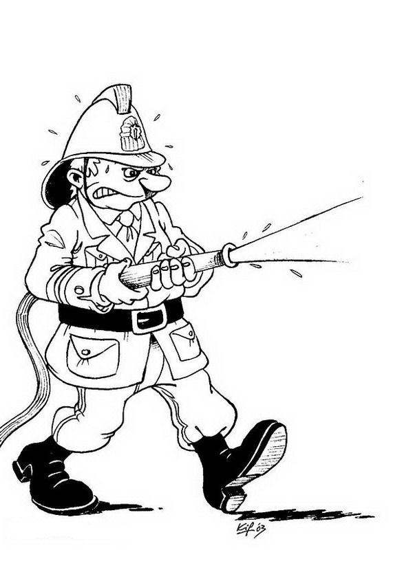 kidsnfunde  malvorlage feuerwehr feuerwehr