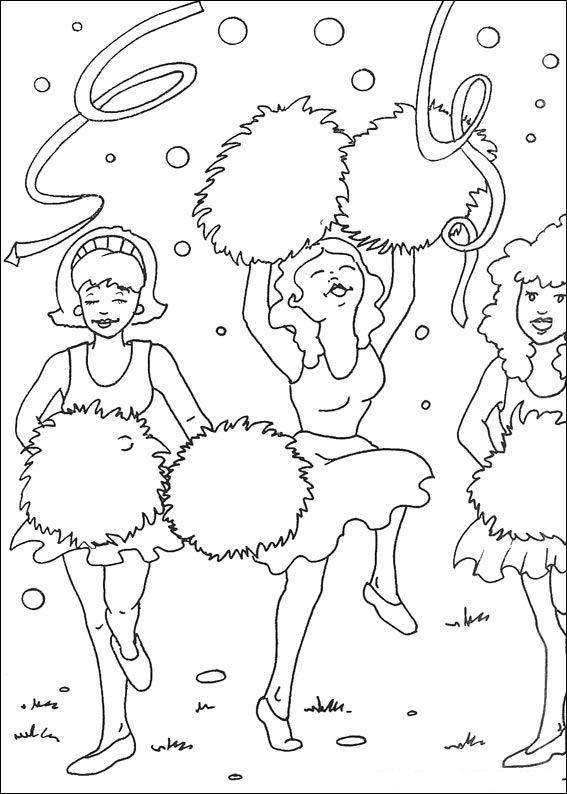 kidsnfunde  malvorlage karneval karneval