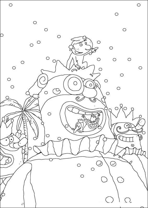 Kids N Fun De 36 Ausmalbilder Von Karneval