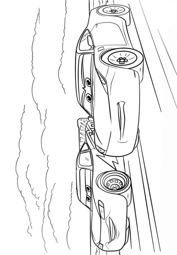 kidsnfunde  11 ausmalbilder von cars 3