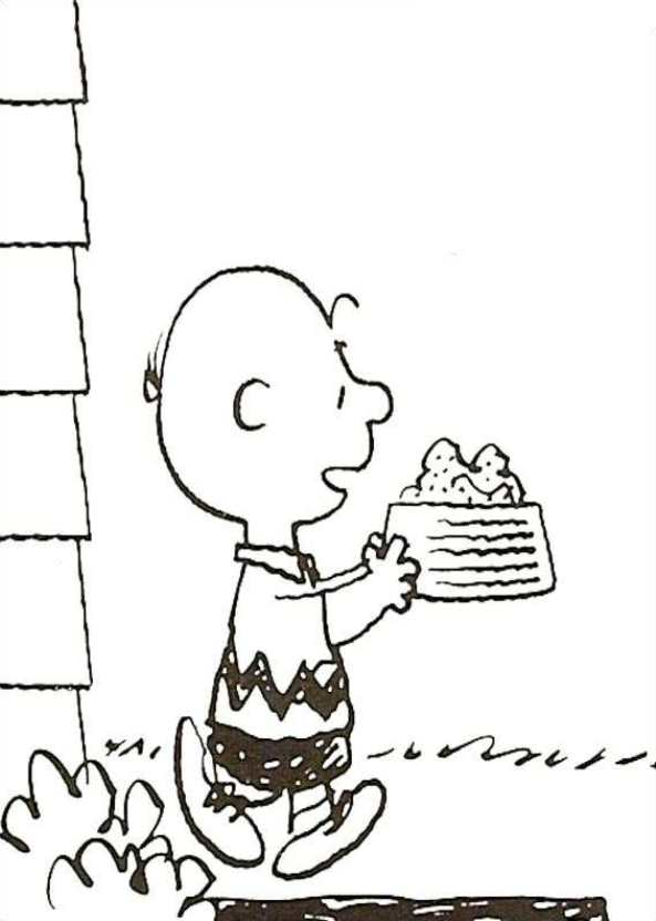 Kids-n-fun.de | 23 Ausmalbilder von Charlie Brown