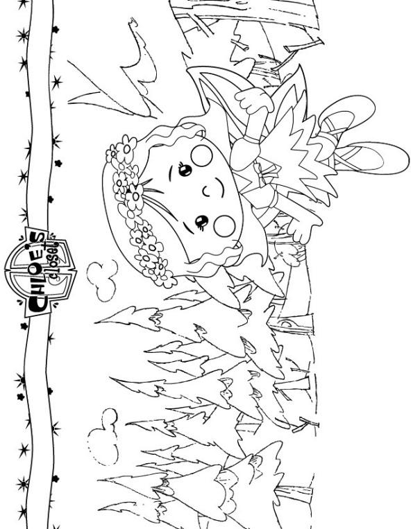kidsnfunde  26 ausmalbilder von zoés zauberschrank