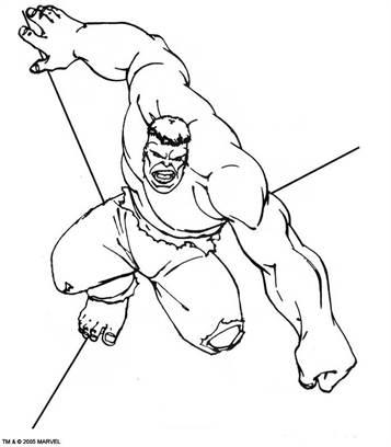 Kids N Funde 77 Ausmalbilder Von Hulk