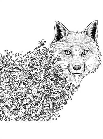 36 kostenlos ausmalbilder für erwachsene tiere zum ausdrucken images - clipartmalvorlagen
