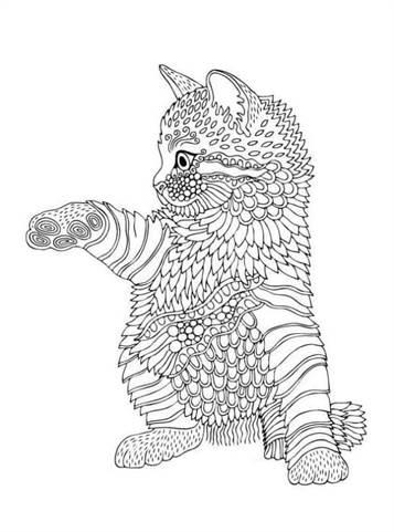 Mandala Tiere Und Tier Mandalas 7