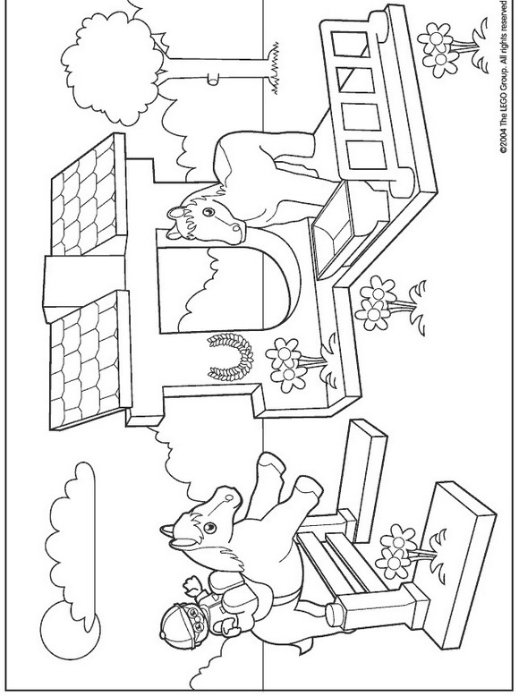 Ninjago Movie Kleurplaat Kids N Fun De 11 Ausmalbilder Von Lego Duplo