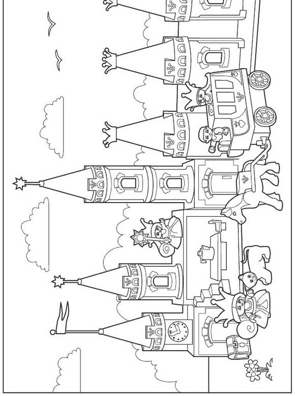 kidsnfunde  11 ausmalbilder von lego duplo