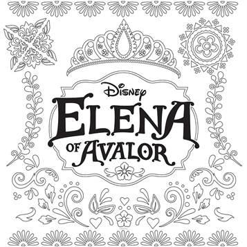 Kids N Funde 44 Ausmalbilder Von Elena Von Avalor