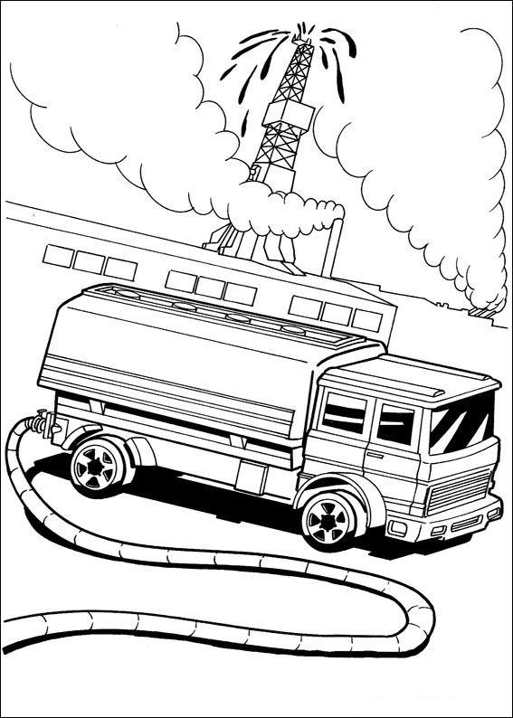 Kids N Fun De 41 Ausmalbilder Von Hot Wheels