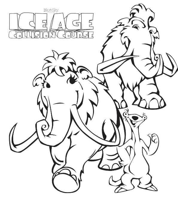 Kids N Fun De Ice Age 5