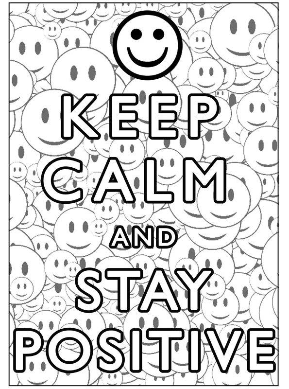 kidsnfunde  malvorlage keep calm keep calm and stay