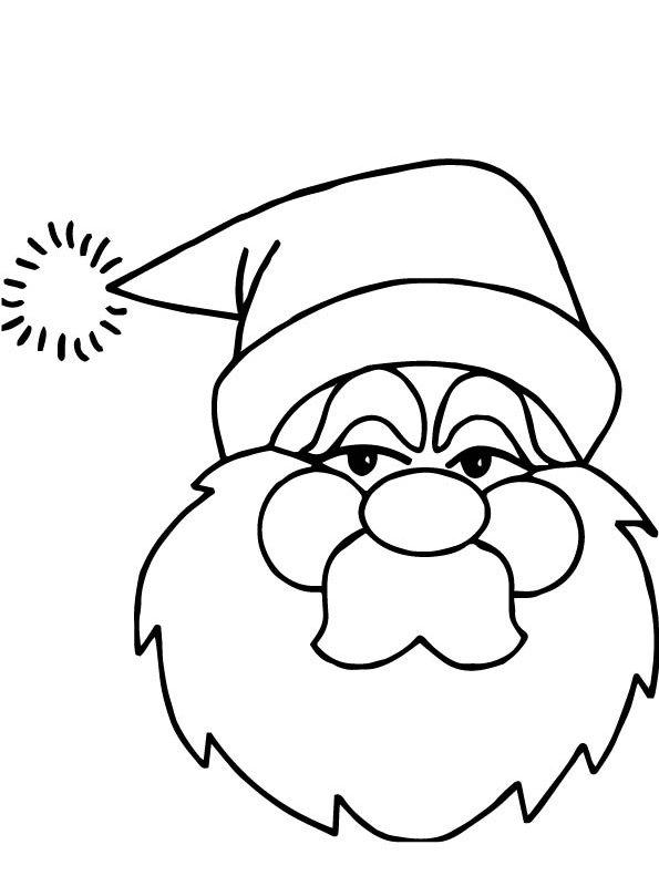 Großartig Ausmalbilder Von Santa Claus Fotos - Ideen färben ...