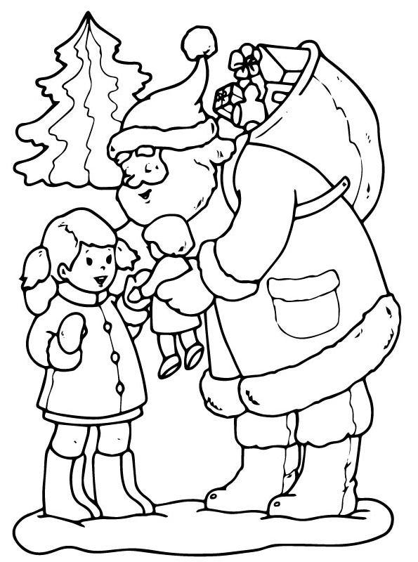 kidsnfunde  weihnachten santa claus
