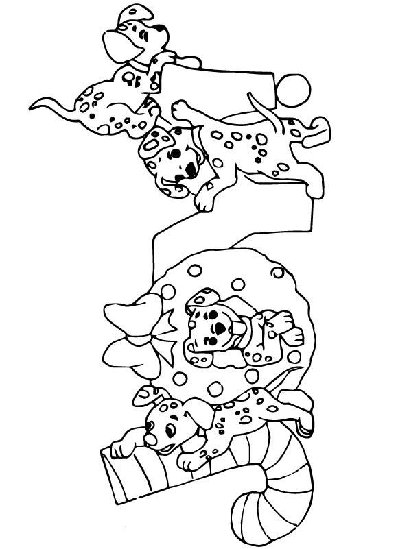 kidsnfunde  48 ausmalbilder von weihnachten disney