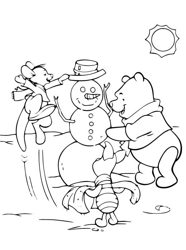kidsnfunde  malvorlage weihnachten disney weihnachten