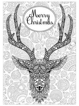 erwachsene weihnachten bilder zum ausmalen - malvorlagen