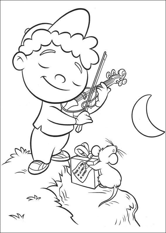 Kids-n-fun.de | 27 Ausmalbilder von Kleine Einsteins