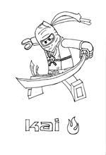 kids-n-fun | 11 ausmalbilder von lego ninjago
