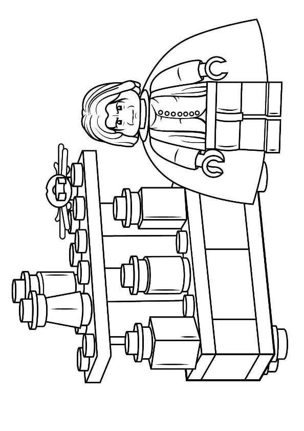 Kids N Funde Malvorlage Malvorlagen Von Lego Harry Potter Severus