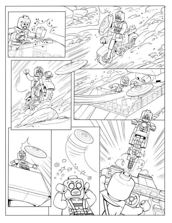kidsnfunde  malvorlage lego marvel avengers avengers p5