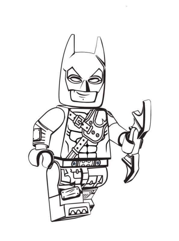 kids-n-fun.de   malvorlage lego movie 2 batman 2