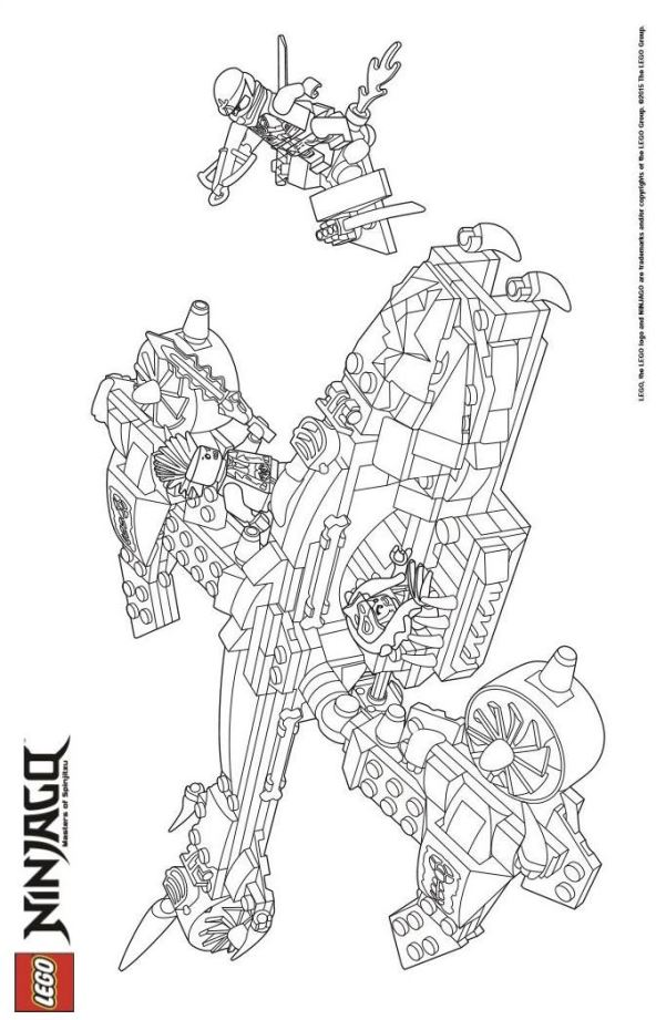 Image Result For Ninjago Coloring Page Season