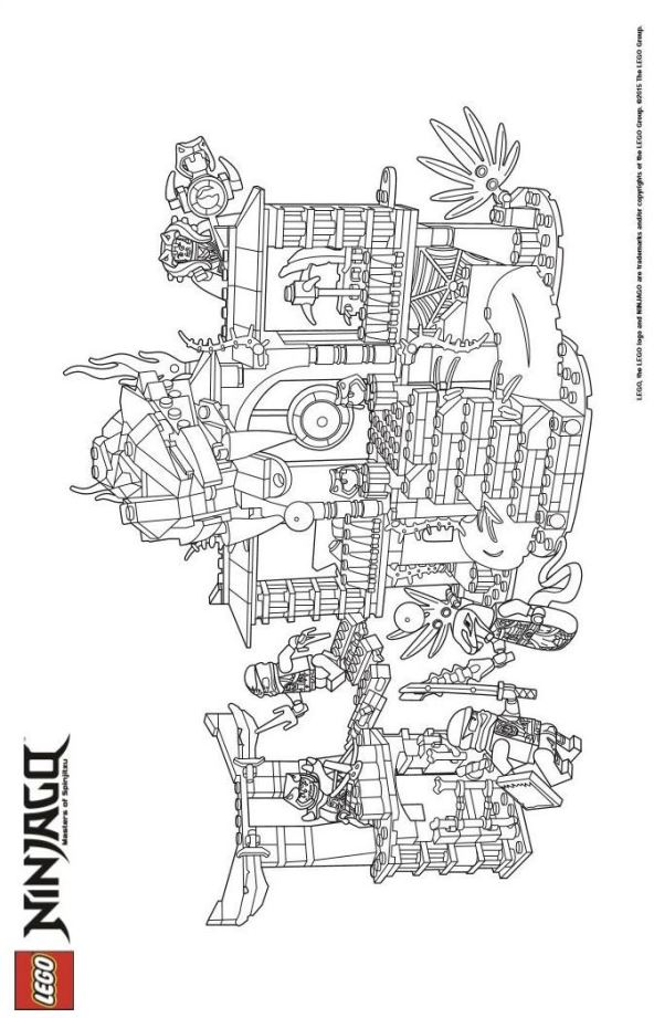 lego elves coloring pages - photo#32